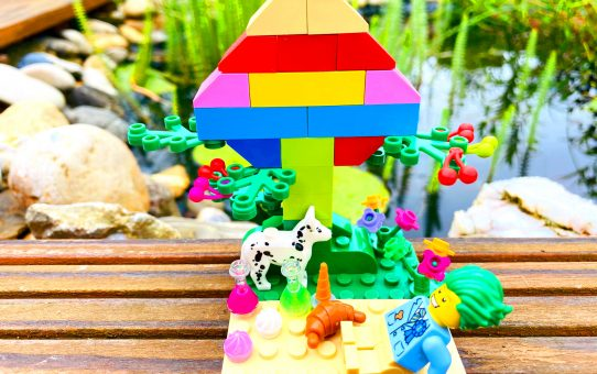 Lego Ideas Activities