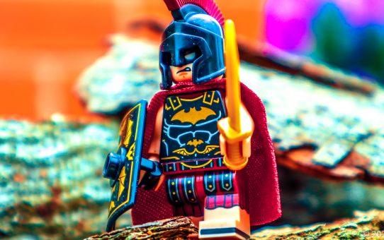 I like Batman ;-)