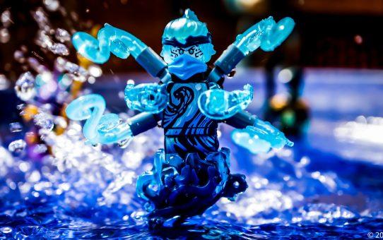 Ninjago zu Lande und zu Wasser