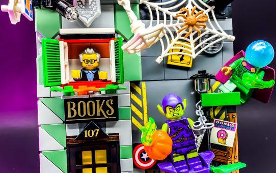 Lego Ideas Spiderman contest