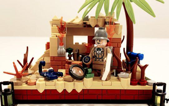 Mein Projekt: Indiana Jones - Henry Jones Sr.