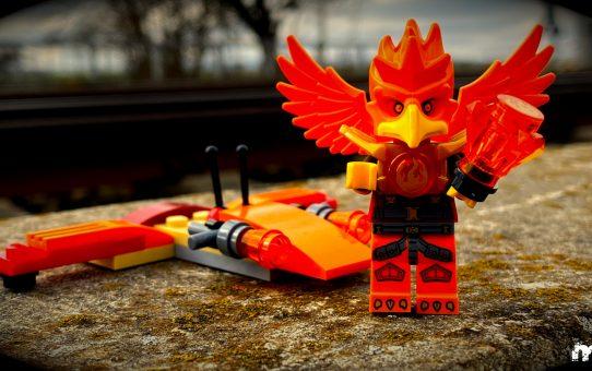 First Lego Chima Pics